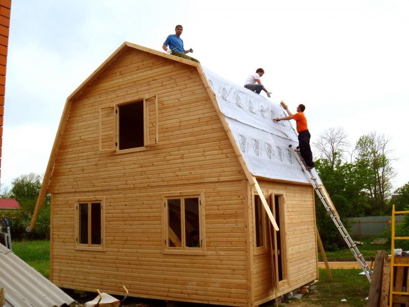 Ремонт квартир, домов и офисов Строительство домов