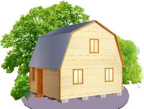 Отделка деревянных домов, бань и коттеджей