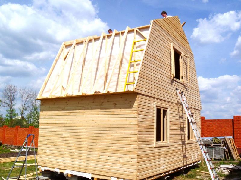 Кредит под строительство дачного дома